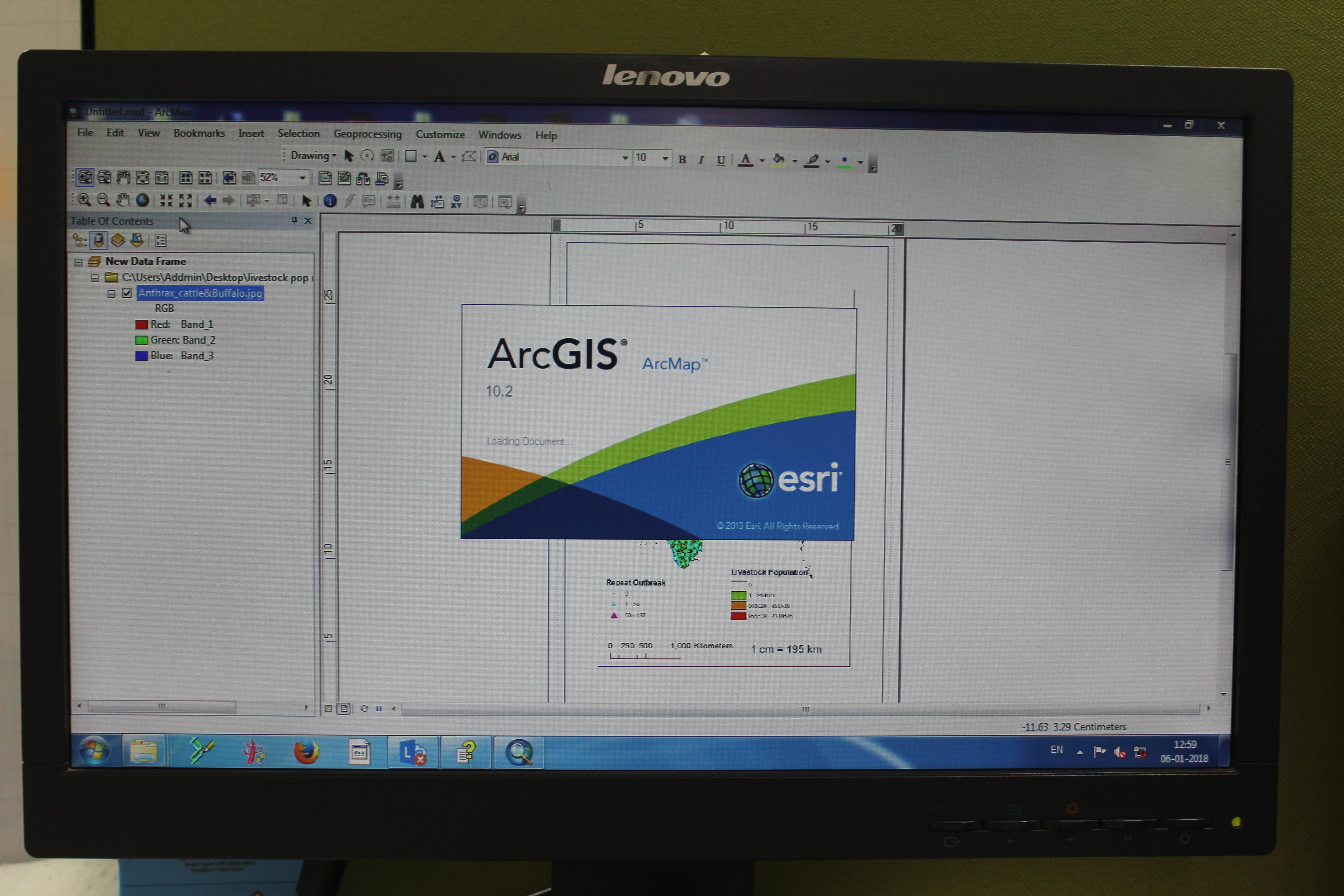 ArcGIS software